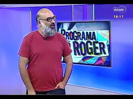 Programa do Roger - Músico Charles Busker - Bloco 4 - 06/02/2014