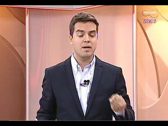 TVCOM 20 Horas - Greve dos servidores da CEE preocupa direção da companhia - Bloco 2 - 08/04/2014