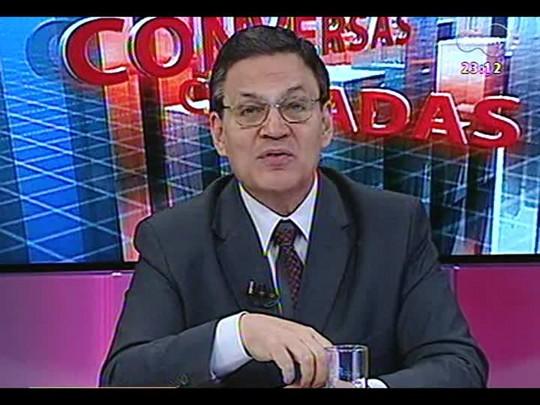 Conversas Cruzadas - Debate sobre a inflação de março, a mais alta desde 2003 - Bloco 4 - 10/04/2014