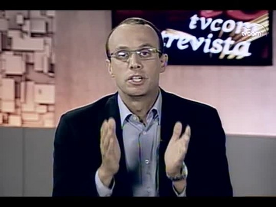 TVCOM Entrevista - 3º bloco - 26/04/14