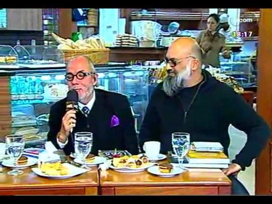 Café TVCOM - Conversa sobre Copa do Mundo, diretamente da Mercopan - Bloco 2 - 31/05/2014