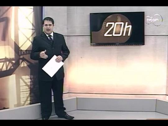 TVCOM 20 Horas - Reviravolta no caso da menina recém-nascida abandonada em Florianópolis - Bloco 3 - 17/06/14