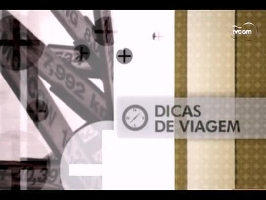 TVCOM Tudo+ - Dicas de viagem - 25/06/14