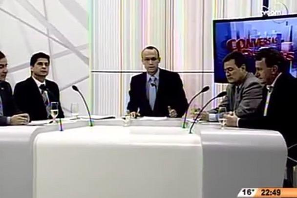 Conversas Cruzadas - O que os novos governos precisam fazer para retomar o crescimento no Brasil e em SC? - 4º Bloco - 10/07/14