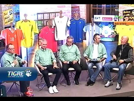 Bate Bola - O final da Copa do Mundo e o retorno do Brasileirão - Bloco 4 - 13/07/2014