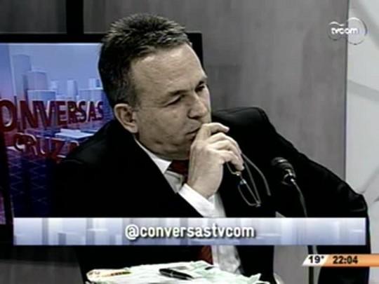 Conversas Cruzadas - Justiça Federal sobre os imóveis a 30 metros da Lagoa da Conceição - 1ºBloco - 22.07.14