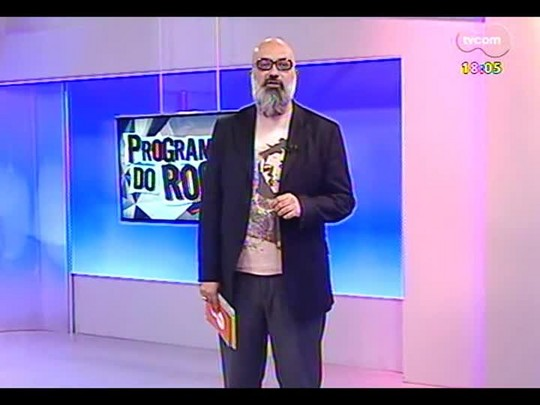 Programa do Roger - Banda Suricato + Carolina Okamura, economista - Bloco 3 - 31/07/2014