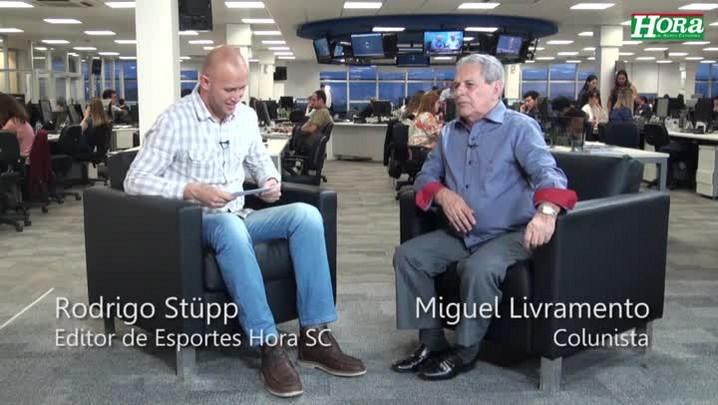 Miguel Livramento conta a história do zagueiro que comia feijão pouco antes de entrar em campo