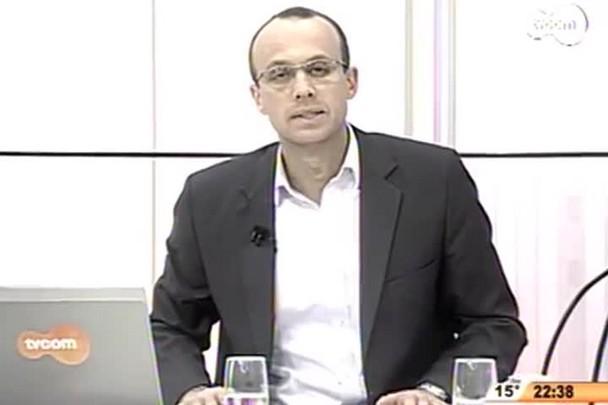 Conversas Cruzadas - Obesidade infantil: 30% das crianças da Capital sofrem com o problema - 3º Bloco - 08/08/14
