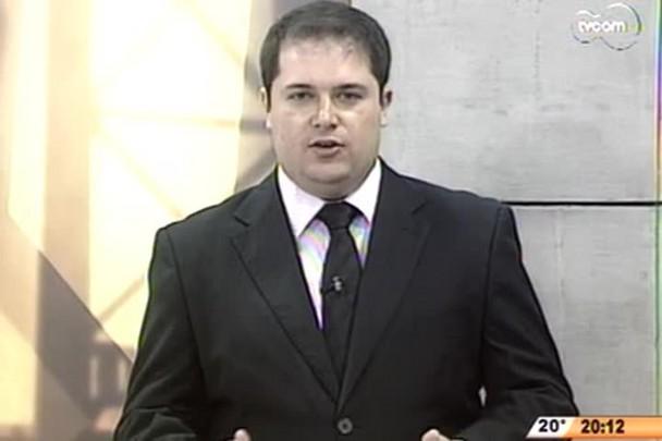 TVCOM 20 Horas - Entrevista com candidatos ao governo de SC - 2º Bloco - 21/08/14