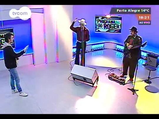 Programa do Roger - Fuscão Black com Eron Dal Molin e Diásper Lucho - Bloco 4 - 25/08/2014
