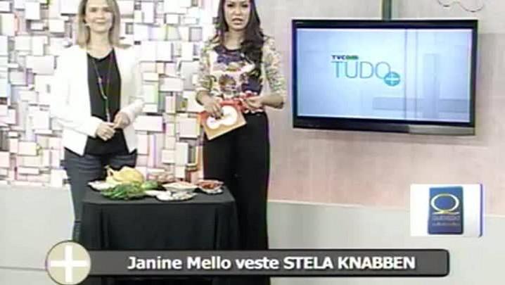 TVCOM Tudo+ - Alimentação Saudável para Idosos - 08.08.14