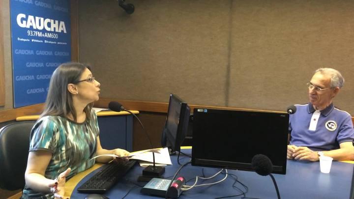 Veja os bastidores da despedida de Lauro Quadros do Polêmica