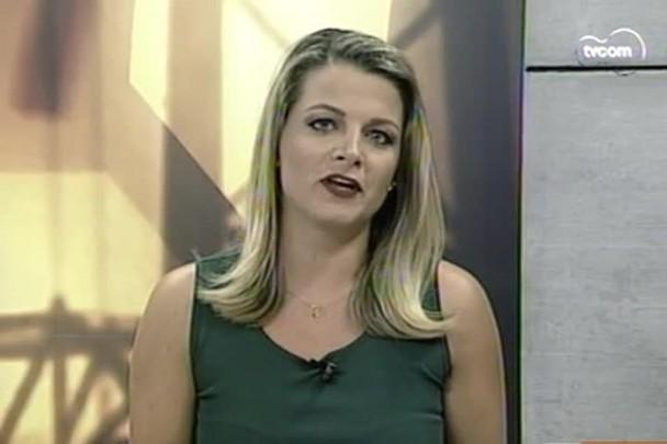 TVCOM 20h - Secretário Estadual de Turismo fala sobre temporada de verão e carnaval - 13.1.15