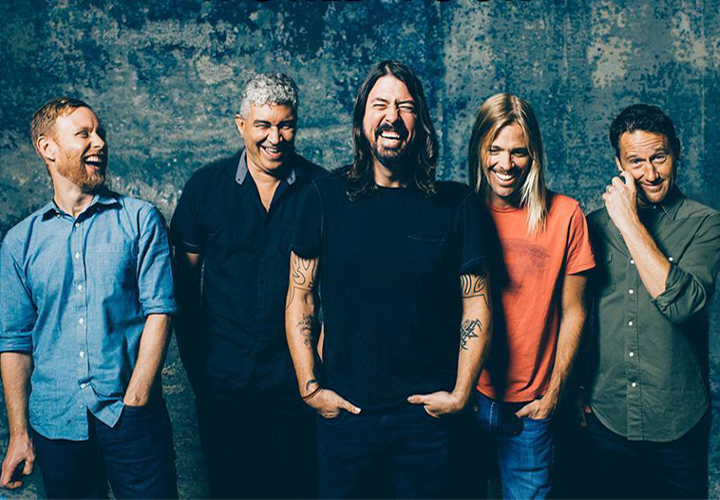 Playlist Foo Fighters