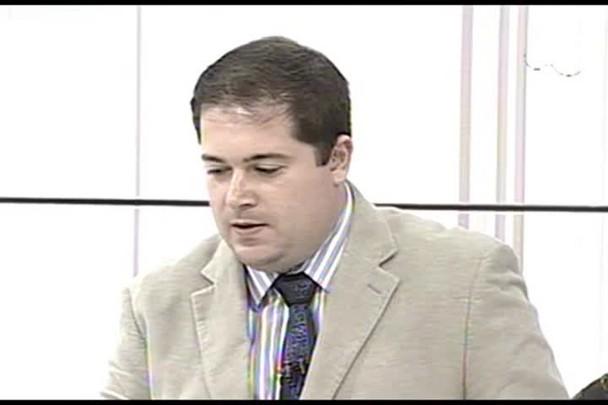 Conversas Cruzadas - Sete cidades catarinenses contabilizam pessoas com dengue - 3ºBloco - 02.02.15