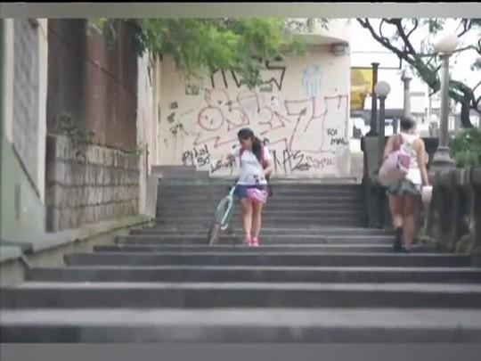 TVCOM Tudo Mais - É difícil andar de bicicleta em Porto Alegre?