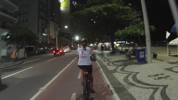 Elas no Pedal em Balneário Camboriú