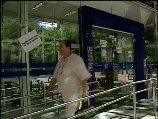 TVCOM 20 Horas - Vigilantes entrarão em greve a partir de segunda - 06/03/15