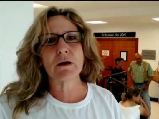 Irmã de Liquinha espera pena máxima em julgamento