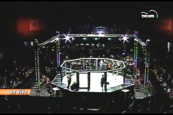 São José Super Fight - 5ºluta: Christian Tide x Franklin Jensen - 28.03.15