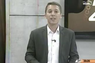 TVCOM 20 Horas - Projeto da Defesa Civil de Florianópolis quer usar a tecnologia para salvar vidas - 27.05.15