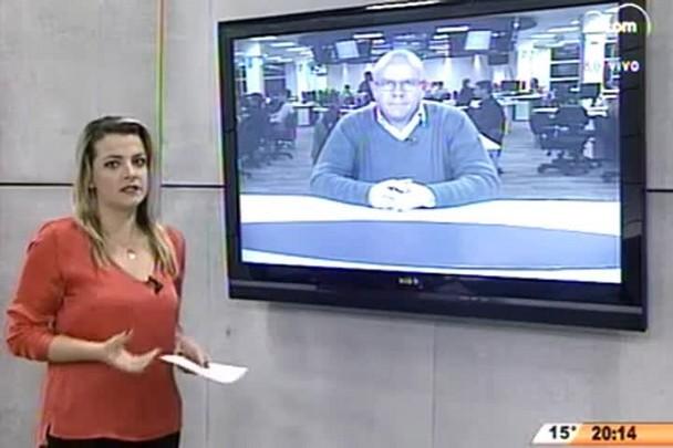 TVCOM 20 Horas - Médicos do HU devem ser ouvidos pela PF na próxima semana - 23.06.15
