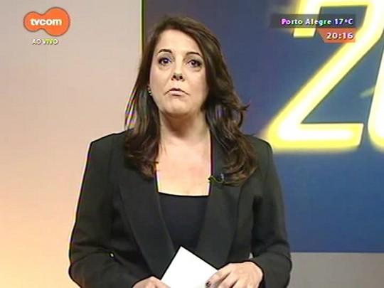 TVCOM 20 Horas - Quarenta anos após a migração de gaúchos para o nordeste do Brasil em busca de terras baratas, região se tornou fronteira agrícola do país - 10/07/2015