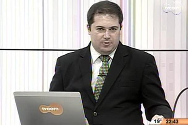 Conversas Cruzadas - As relações econômicas internacionais do Brasil durante a crise - 3º Bloco - 10.07.15