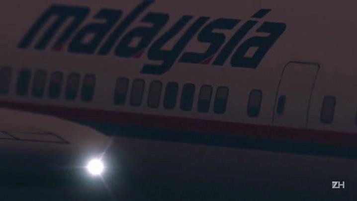A queda do voo MH17