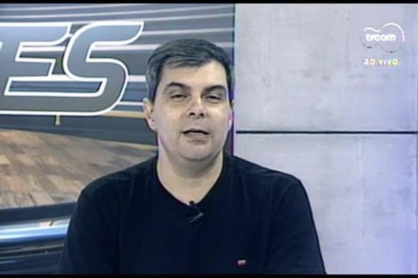 TVCOM Esportes. 3ºBloco. 25.08.15