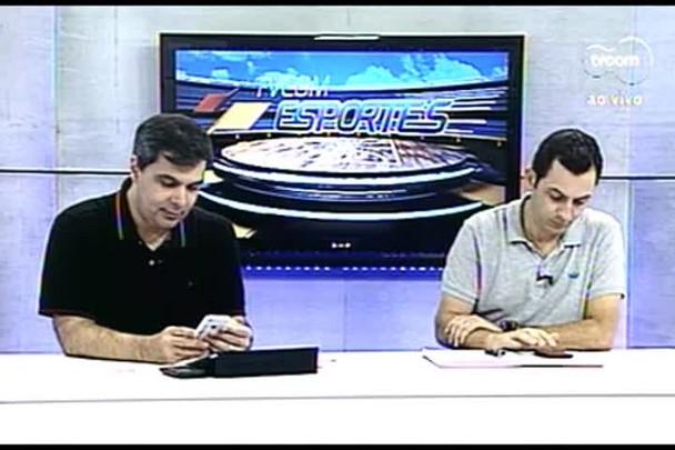 TVCOM Esportes. 4º Bloco.18.09.15