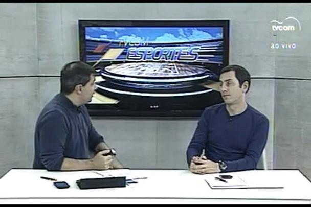 TVCOM Esportes. 4ºBloco. 19.10.15