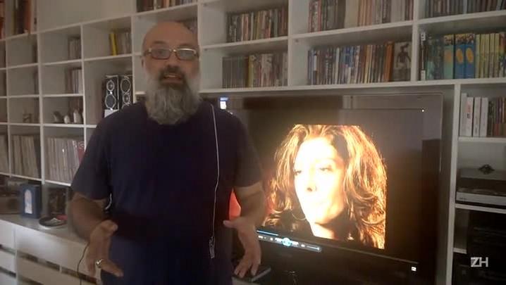 Roger Lerina comenta trajetória de Marília Pêra