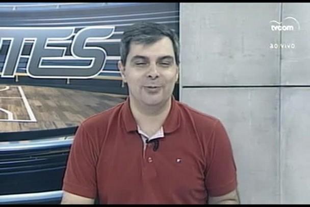 TVCOM Esportes. 3º Bloco. 04.12.15