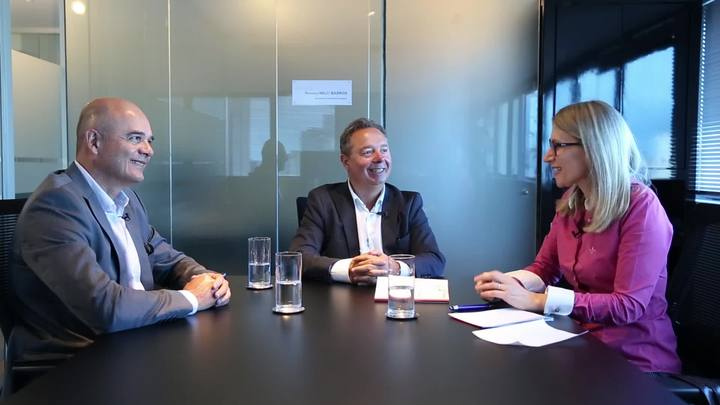 Estela Benetti conversa com os autores do livro Por que os FDPs sobem nas organizações?