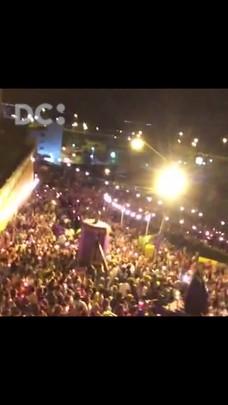 Confira como foi a Procissão do Senhor dos Passos na noite deste sábado (12), em Florianópolis