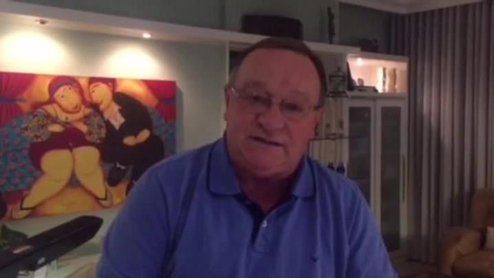 Pedro Ernesto projeta confronto entre Brasil e Uruguai pelas Eliminatórias