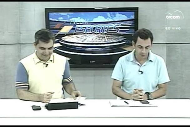 TVCOM Esportes. 1º Bloco. 07.04.16