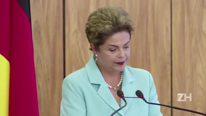 De ministra de Lula a presidente afastada