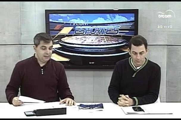TVCOM Esportes. 03º Bloco. 09.06.16