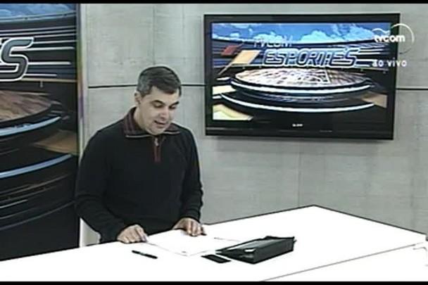 TVCOM Esportes. 1º Bloco. 14.09.16