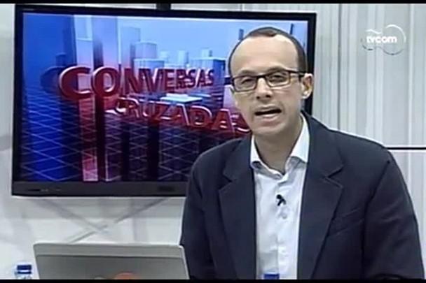 TVCOM Conversas Cruzadas. 4º Bloco. 19.09.16