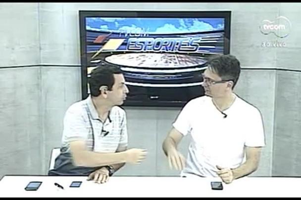 TVCOM Esportes. 1º Bloco. 23.09.16
