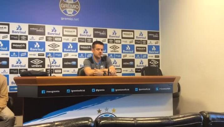 Ramiro comenta a disputa por vaga na Libertadores