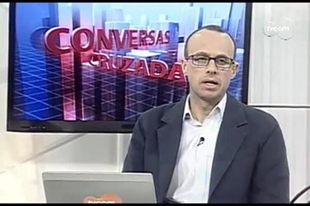 TVCOM Conversas Cruzadas. 2º Bloco. 06.10.16
