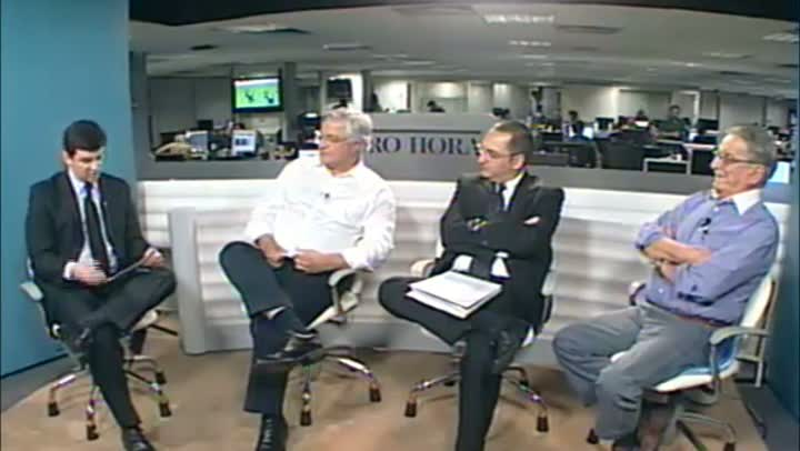 Candidatos à presidência do Grêmio debatem o futebol