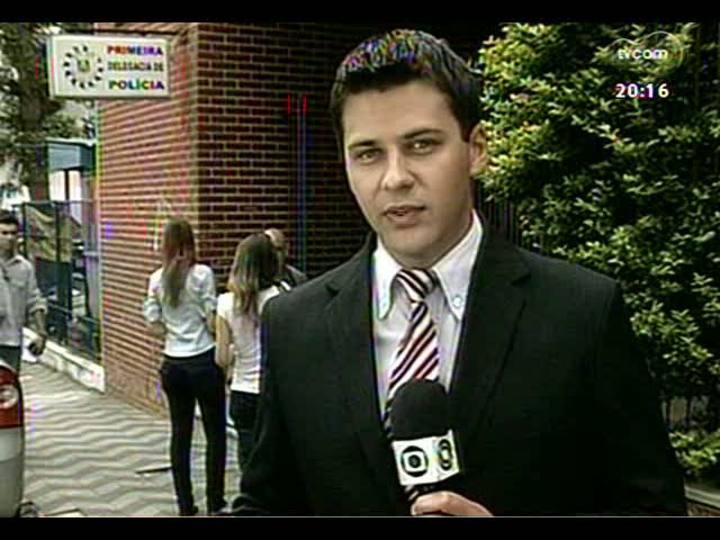 TVCOM 20 Horas - Ataques criminosos em Santa Catarina - Bloco 2 - 18/02/2013