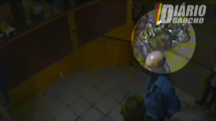 Vídeo mostra execução de homem em Alvorada