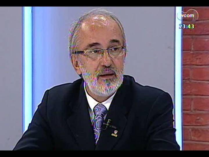 Mãos e Mentes - Reitor da Feevale, Ramon Fernando da Cunha - Bloco 2 - 22/03/2013